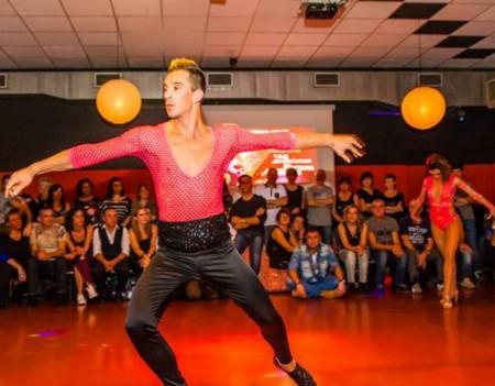 Il ballerino Riccardo Ciminari