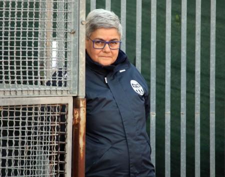 La presidentessa della Maceratese Maria Francesca Tardella