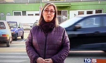 """Catia Fianchini, uno dei portavoce del comitato """"Salviamo il Green dalla speculazione"""""""
