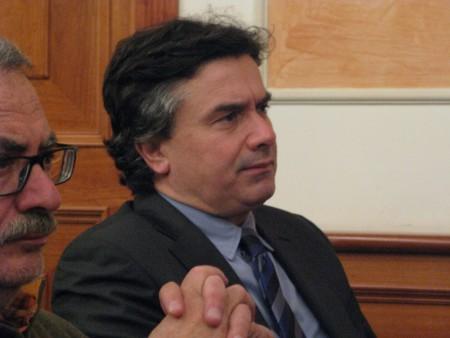 Il rettore di Unicam Flavio Corradini
