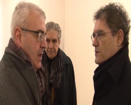 Romano Carancini, Giuliano Centioni e Bruno Mandrelli