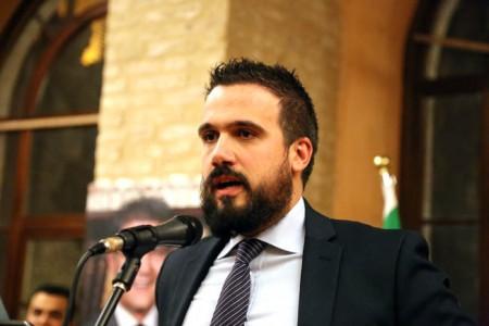 Maurizio Saiu, membro della segreteria provinciale Pd