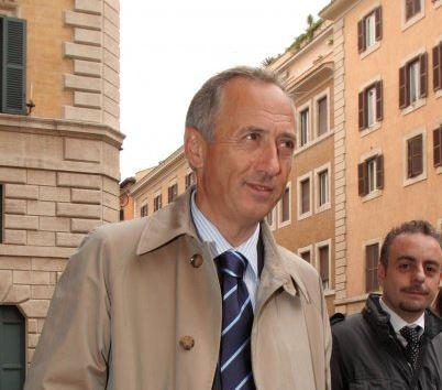 Filippo Saltamartini, sindaco di Cingoli