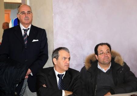 E' intervenuto a sostegno di Bruno Mandrelli anche il senatore Mario Morgoni