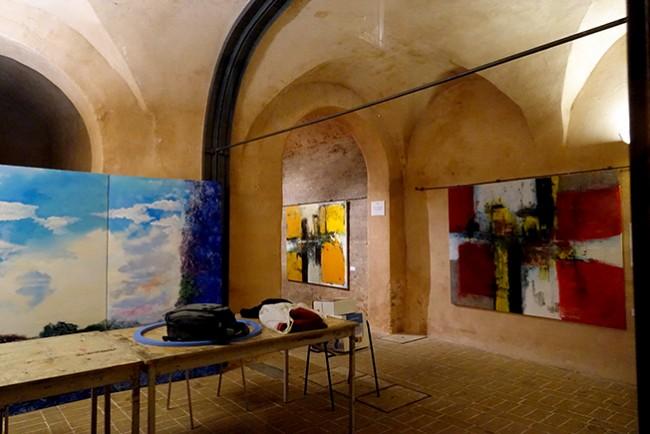 Le opere di Leonardo Serafini