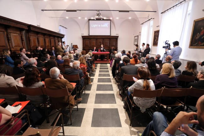 Cenacolo Milano adozione iGuzzini (3)