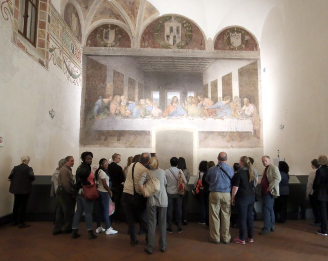Cenacolo Milano adozione iGuzzini (7)
