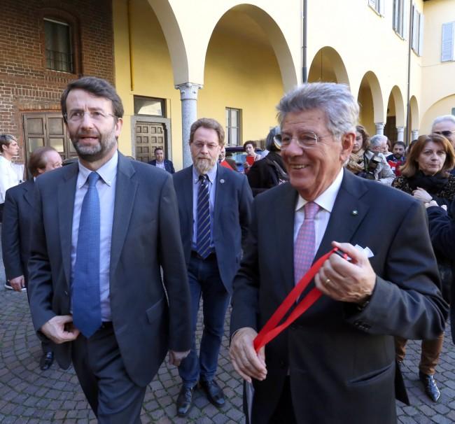 Dario Franceschini_Adolfo Guzzini