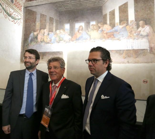 Dario Franceschini_Adolfo Guzzini_Massimiliano Guzzini