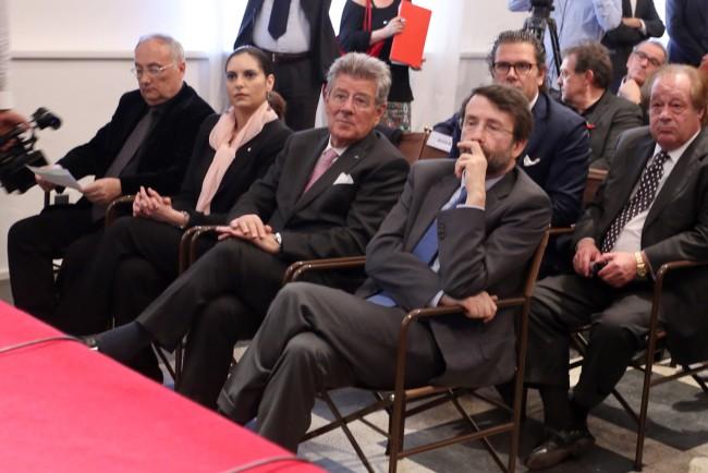 Giuseppe Napoleone_Cristina Cappellini_Adolfo Guzzini_Dario Franceschini