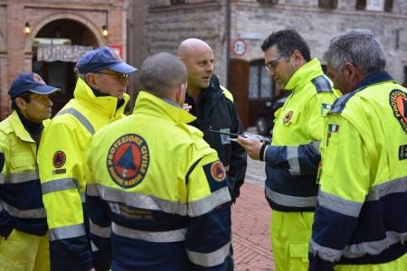protezione civile comprensorio caldarola
