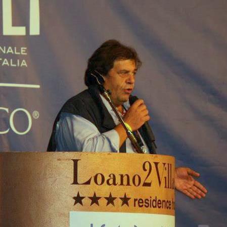 Il presidente della Pro loco di Porto Recanati Marco Pacella