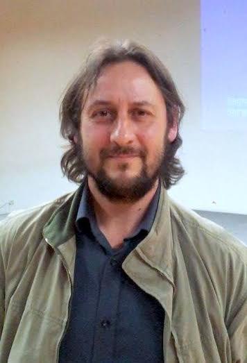 Il regista Giorgio Cingolani