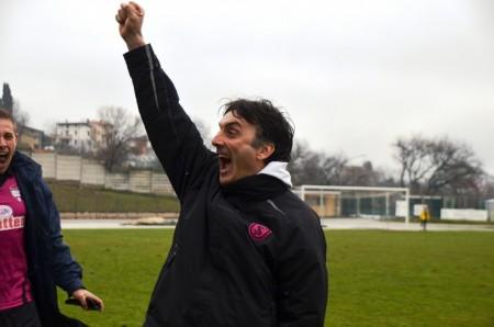 Aldo Clementi, allenatore del Tolentino