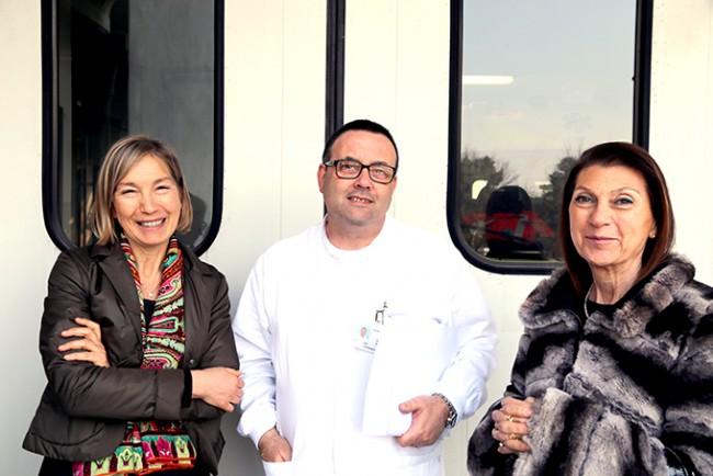 Inaugurazione nuove ambulanze hospice (3)