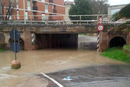 Porto Sant'Elpidio maltempo