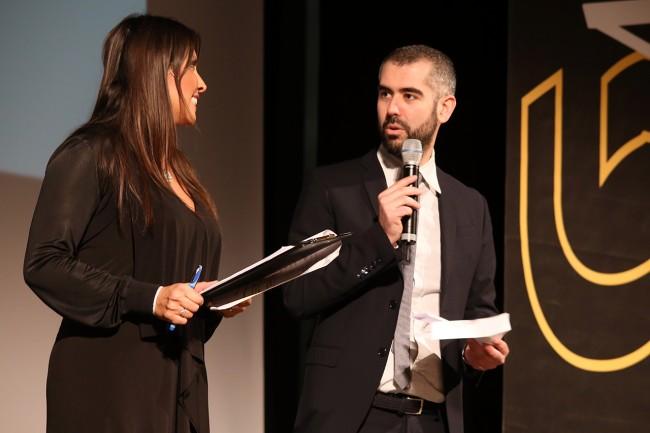 Simona Rolandi e Michele Spagnuolo