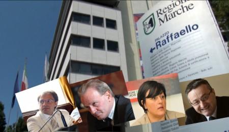 Alessandro Biagiola, Pietro Marcolini, Sara Giannini e Angelo Sciapichetti sono alcuni dei noti fatti nelle prime consultazioni nei circoli del Partito Democratico