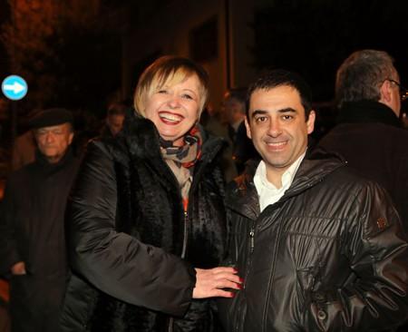 I SEGRETARI - Teresa Lambertucci e Francesco Comi