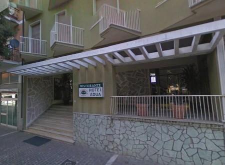 L'ex hotel Adua