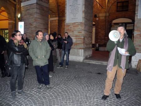 lorenzo marconi manifestazione anti razzista