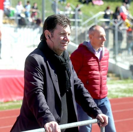 Il dirigente della Maceratese Giulio Spadoni