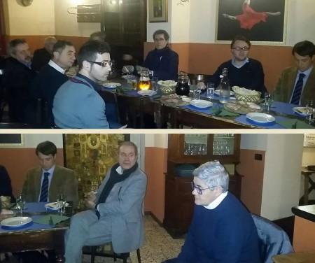 Giovedì sera Maria Francesca Tardelli ha partecipato ad un incontro con Mandrelli sulle società sportive