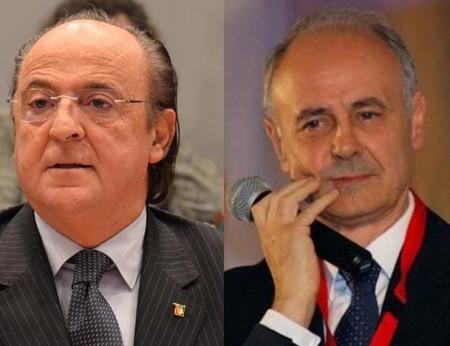 Umberto Trenta e Remigio Ceroni