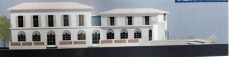 Il progetto di ampliamento e ristrutturazione dei locali di via Parini