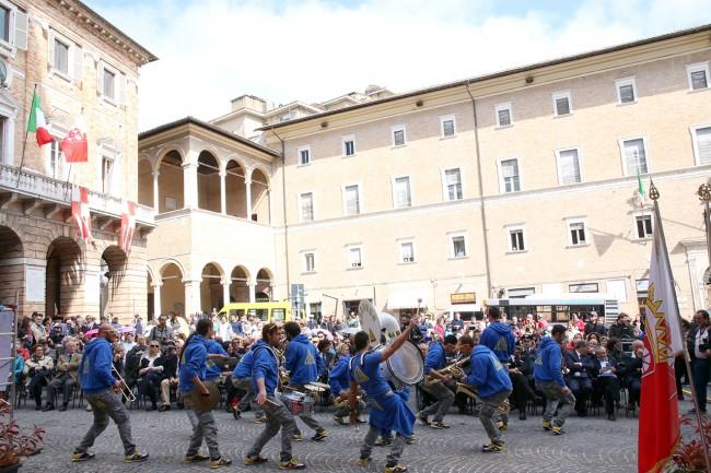 Abbanda inaugurazione orologio planetario Macerata_Foto LB (1)