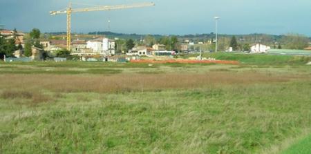 Area campo sportivo Villa Potenza