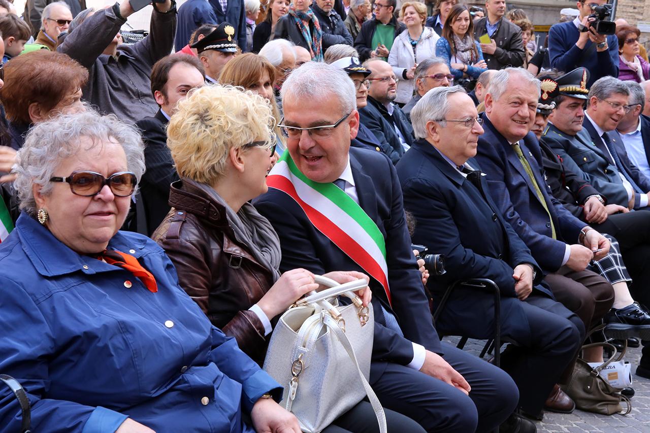 Carancini e moglie_Foto LB