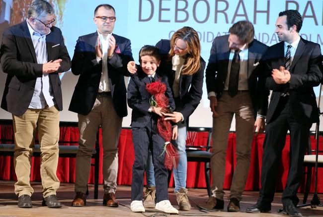 Deborah Pantana e figlio Edoardo_Foto LB (1)