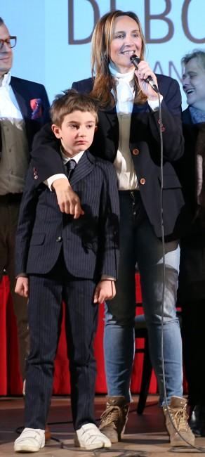Deborah Pantana e figlio Edoardo_Foto LB (2)