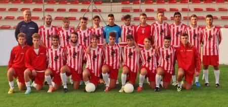 FC Chiesanuova JUNIORES REG.LE 2014.2015