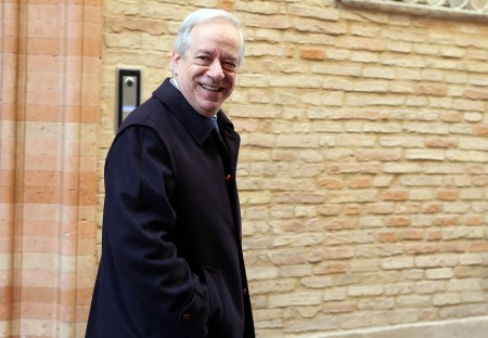 L'avvocato Giancarlo Nascimbeni