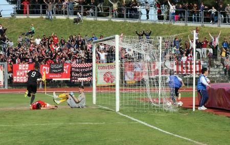 D'Antoni gol al 91'