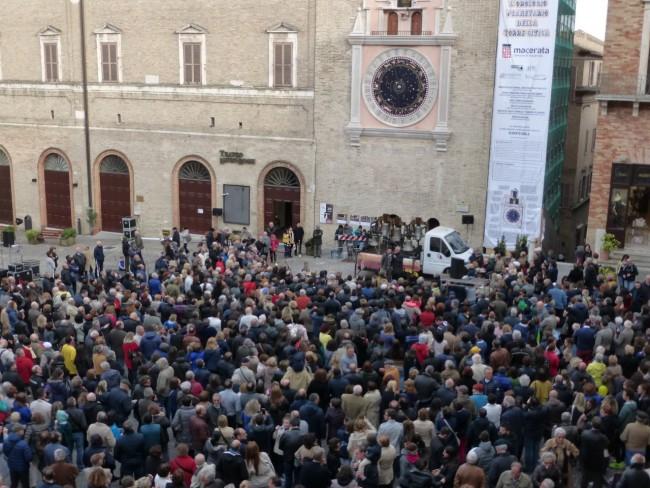 Inaugurazione orologio fusione campana foto di Marco Ribechi (11)
