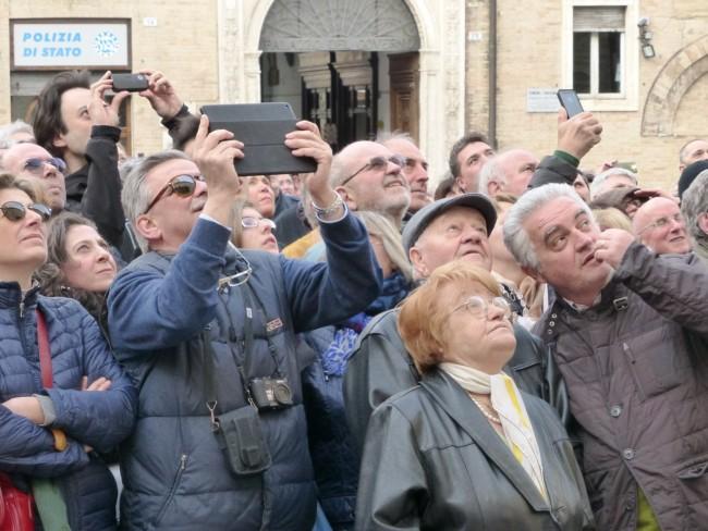 Inaugurazione orologio fusione campana foto di Marco Ribechi (16)