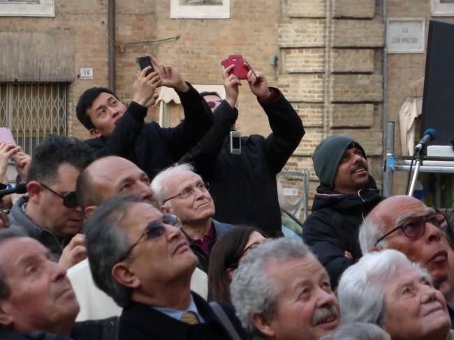 Inaugurazione orologio fusione campana foto di Marco Ribechi (19)