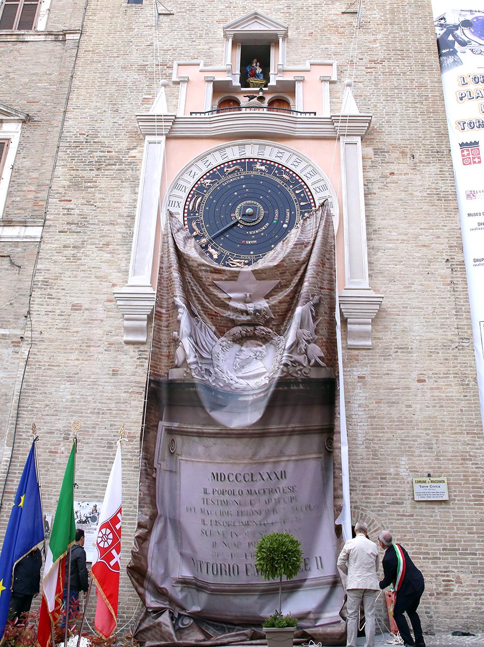 Inaugurazione orologio planetario Macerata_Foto LB (21)