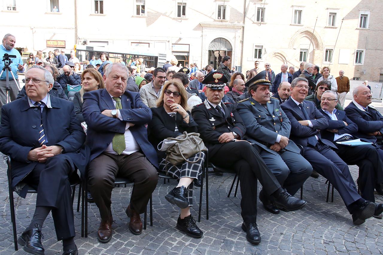 Inaugurazione orologio planetario Macerata_Foto LB
