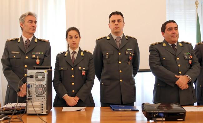 Luciano Giacò_Diana Campanella_Andrea Magliozzi_Paolo Papetti_Foto LB