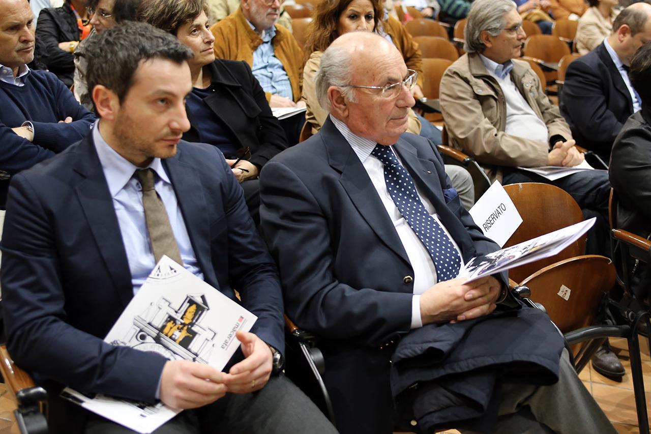 Marcello Mataloni vice presidente fondazione carima_Foto LB