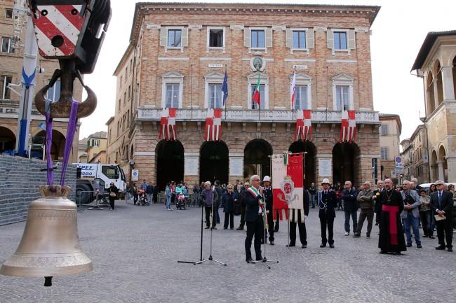 Marconi_Carancini_Benedizione Campana Orologio_Foto LB (1)