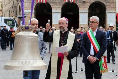 Marconi_Carancini_Benedizione Campana Orologio_Foto LB (5)