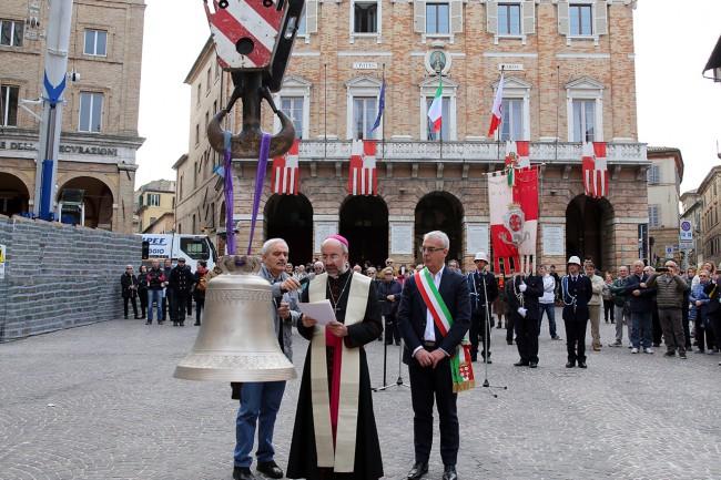 Marconi_Carancini_Benedizione Campana Orologio_Foto LB (6)