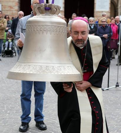 Marconi_Carancini_Benedizione Campana Orologio_Foto LB (7)