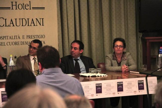 Massoni libro Hotel Claudiani 6