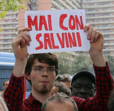 Matteo Salvini Hotel HOuse Porto Recanati _Foto LB (2)